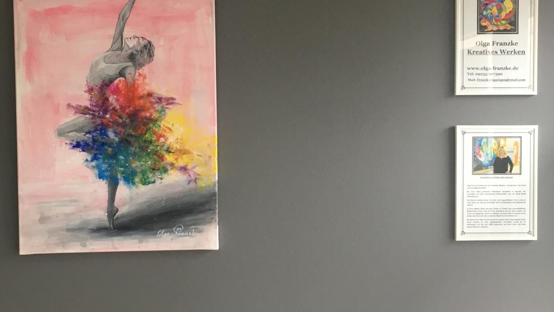 Kunst meets Steuern