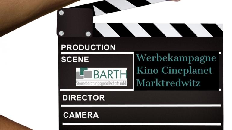 Werbekampagne Cineplanet Marktredwitz