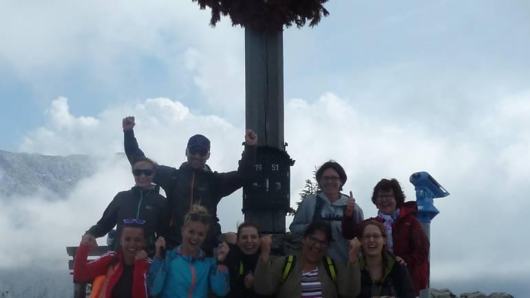 Betriebsausflug 2016 – Berchtesgaden