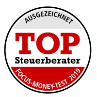 TOP-Steuerberater Button 2019