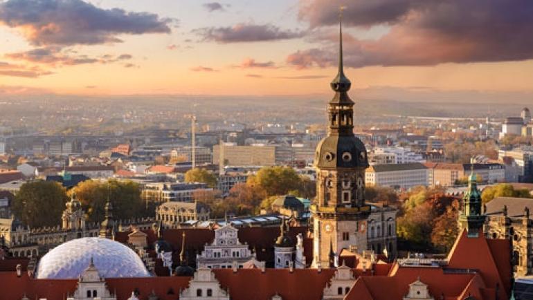 Betriebsausflug 2017 – Dresden